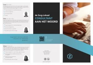 Consultancy Zorg-Lokaal